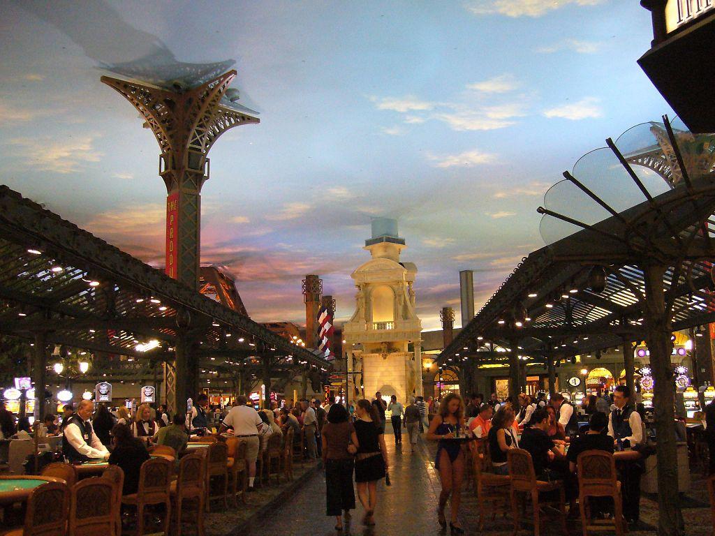 Kat's Chronicles: 19 Mar - Sedona/Las Vegas Weekend   Paris Hotel Las Vegas Inside