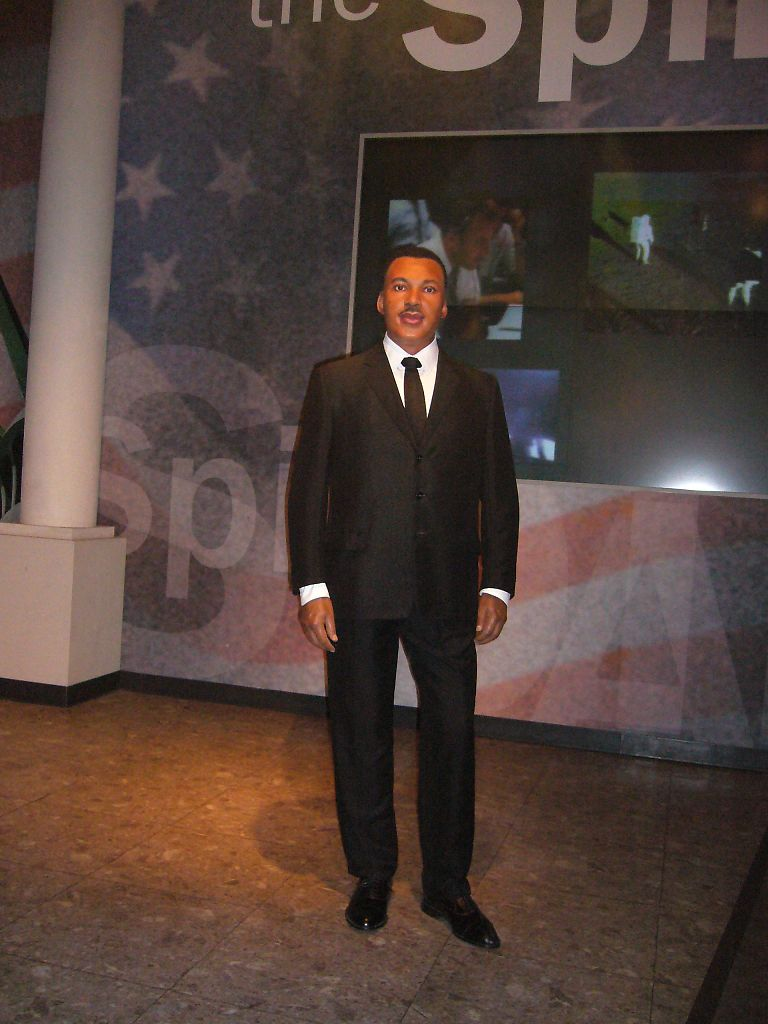 Madame Tussauds Wax Museum In Las Vegas
