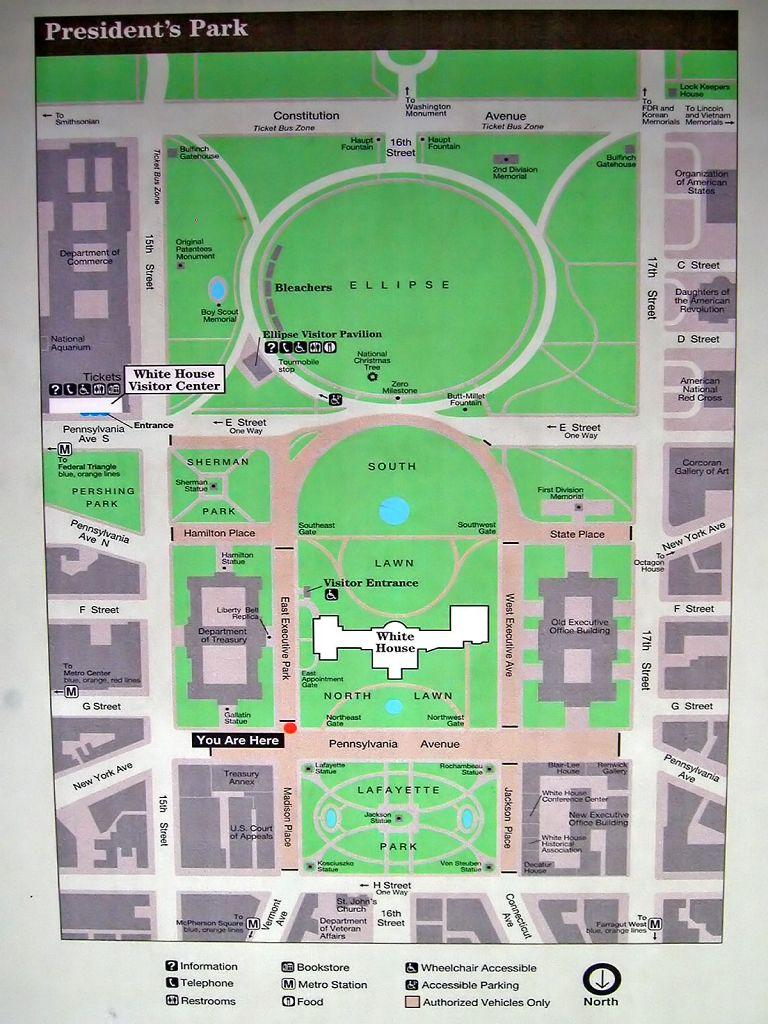 Washington dc artificial city capital House map photo